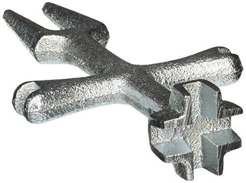 EZ-FLO 45117 PO Plug and Closet Spud Wrench