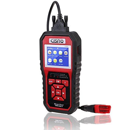 CS850 Classic Enhanced Universal OBD II Scanner Car Engine Fault Code Reader CAN Diagnostic Scan Tool
