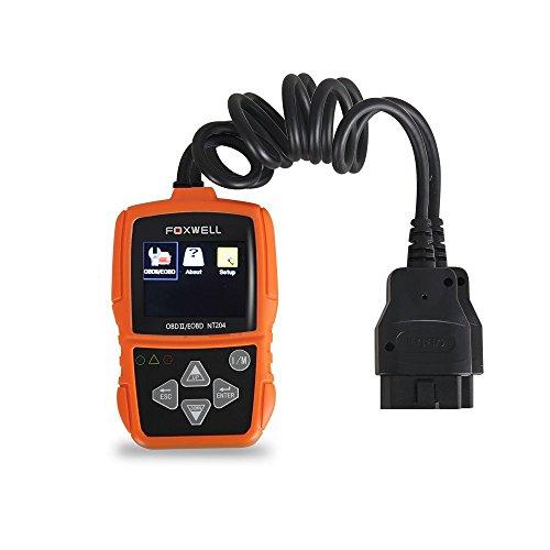 NT204 OBD2 CAN Diagnostic Tool Fault Code Reader DIY OBD2 EOBD Scanner