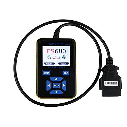 Autophix E-SCAN ES680 RPOOBD Scanner Auto Diagnostic Scan Tool OBD2 OBDII Code Reader Car Detector
