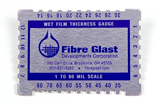 Fibre Glast Gel Coat Thickness Gauge