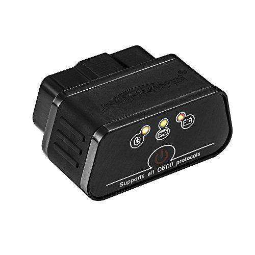 Car Wifi OBD OBD2 Scanner Code Reader Scan Tool OBDATOR Diagnostic Scanner ELM 327 OBDII OBD 2 Wireless Car Check Engine Light Diagnostic tool for Android iOS