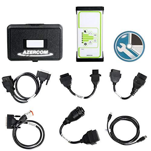 AZERCOM Vocom 88890300 Truck Diagnostic Tool for VolvoRenaultUDMack VCADS