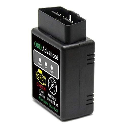 ReFaXi Diagnostic Scanner Bluetooth Auto Car Diagnostic Interface Scanner for V02H2-1 Bluetooth obd2