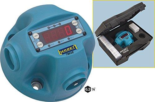 Hazet 7903E Torque tester electronic 1-25 Nm