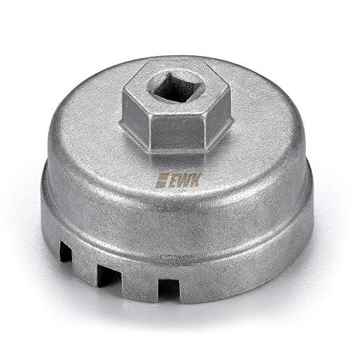 EWK 645mm 14Flute 38 inch Oil Filter Cap Wrench for Toyota Corolla 18L 20L