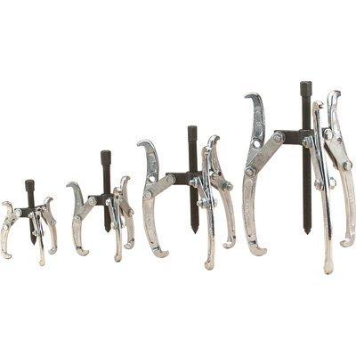 Shop-Tek 4pc x 3-Jaw Reversible Gear Puller 3-4-6-8