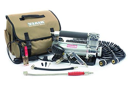 VIAIR 45053 Silver Automatic Portable Compressor Kit 450P-RV 1 Pack