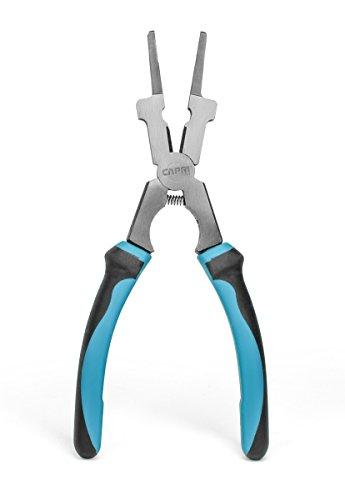 Capri Tools 10110 Premium Welding Pliers 75 inch black blue