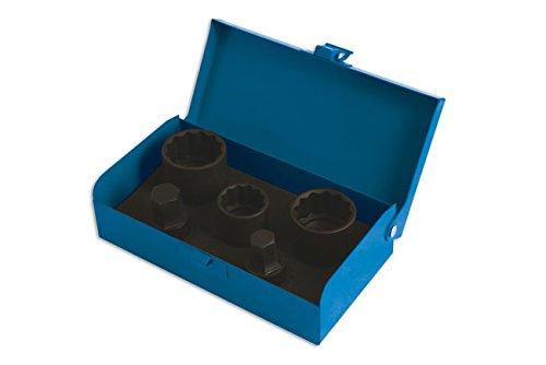Laser - 4925 VAG Hub Nut Socket Set