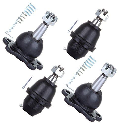 ECCPP Ball Joints Upper Lower Set for Chevrolet GMC K1500 K2500 K3500 1995 1996 1997 1998 1999 4Pcs
