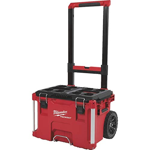 Milwaukee PACKOUT Rolling Toolbox - 48-22-8426