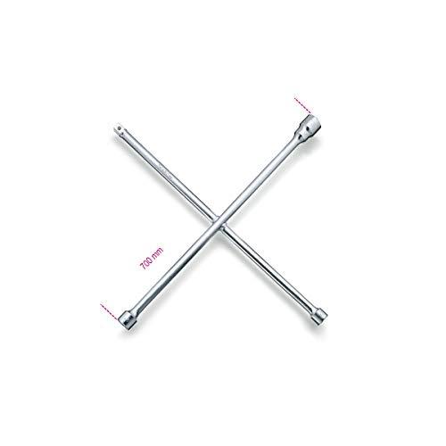 Beta 982 Four Way Hexagon Wheel Nut Wrench Chrome Plated
