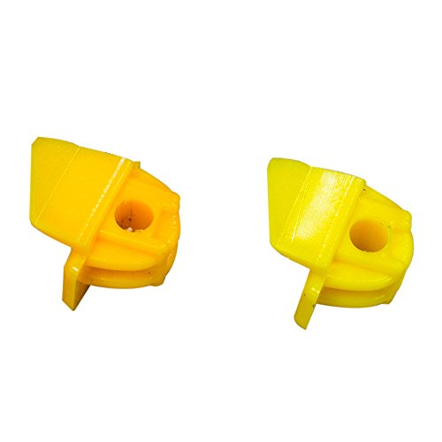 2 Coats Tire Changer Nylon Insert Rim Protector for Metal Mount Head Duckhead