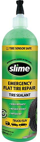 Slime 20 Ounce 10012 Emergency Tire Repair Sealant 20 oz TruckSUV