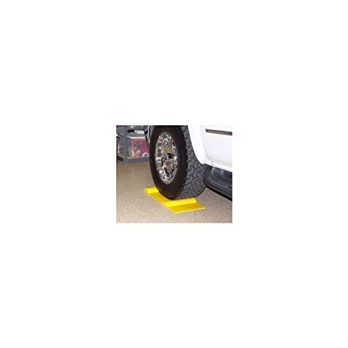 Ecklers Premier Quality Products 50-253286 Park Smart Yellow Parking Mat