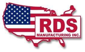 RDS MFG INC 71083 45 Gallon Rectangular AuxiliaryTransfer Fuel Tank