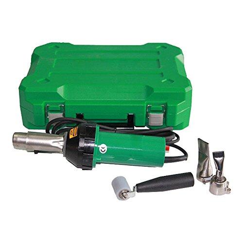 1600W Economic Plastic Hot Air Welder Kit Welding Gun Pistol Flooring Welding Kit Flooring Tools