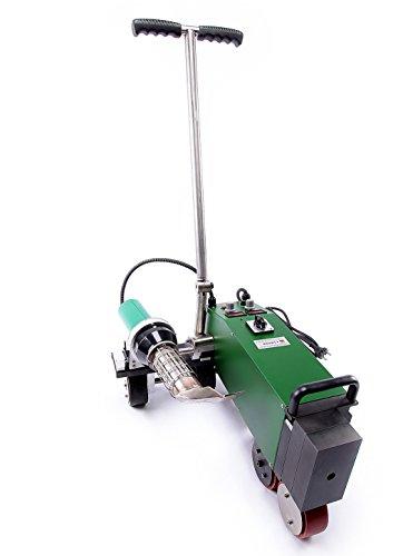 2014 New Roof Welder Portable Roof Hot Air Hand Tool PVC Automatic High Power Hot Air Seam Welding Machine Robot Plastic Welder