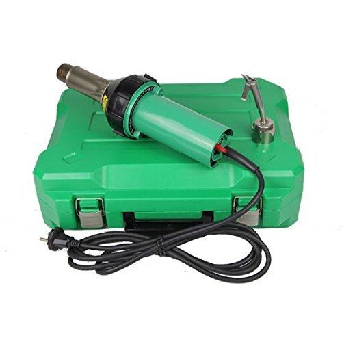 SigntigerGentle 1600W Affordable Easy Grip Handheld Hot Air Gun Plastic Welder 110V