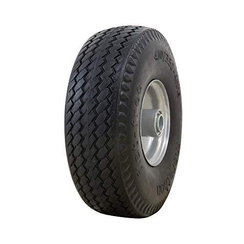 Marathon 410350-4 Flat Free All Purpose Utility Tire on Wheel 35 Centered Hub 34 Bearings