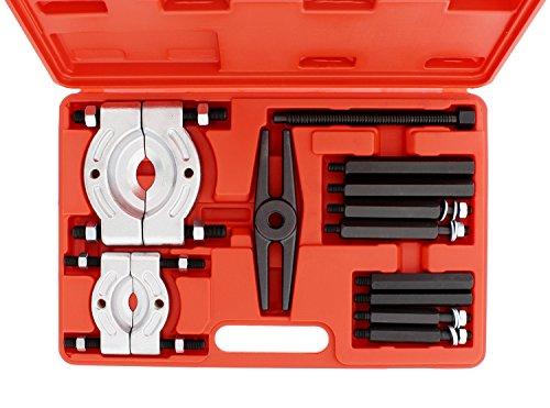 ABN Bearing Separator Set 5-Ton Capacity - Bar-Type Bearing Splitter Gear Puller Fly Wheel Separator 12-Piece Kit