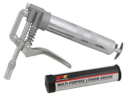 Performance Tool W54205 Performance Tool Mini Grease Gun Kit with Grease