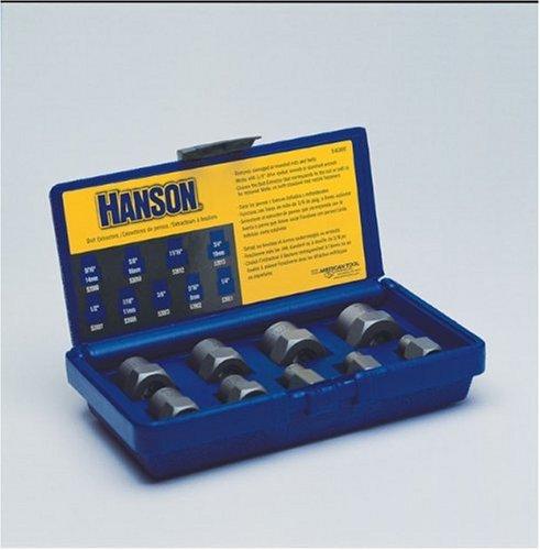 Irwin Industrial Tools 54009 Fractional Bolt Extractor Set 9-Piece