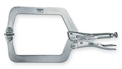 5 Pack Irwin 31 Vise-Grip 9 Locking C-Clamp Pliers with Swivel Pads 9SP by Irwin