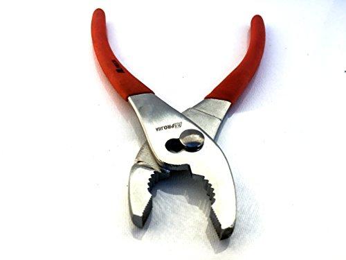 8 inch Slip Joint Automotive Pliers Channel Lock Mechanics Hand Tool