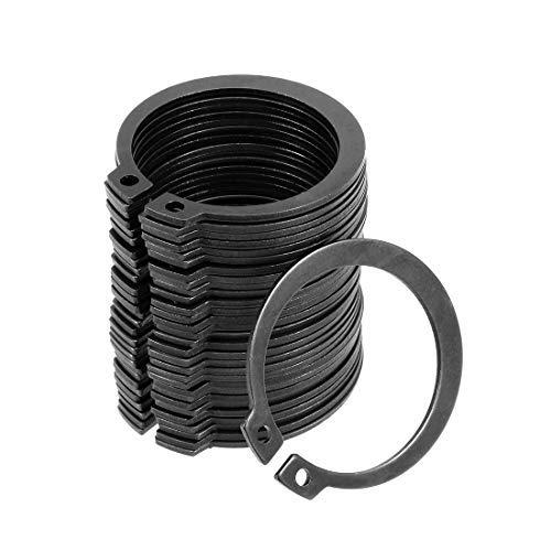 425mm External retaining rings C-Clip Retention retaining rings 65Mn 30pcs