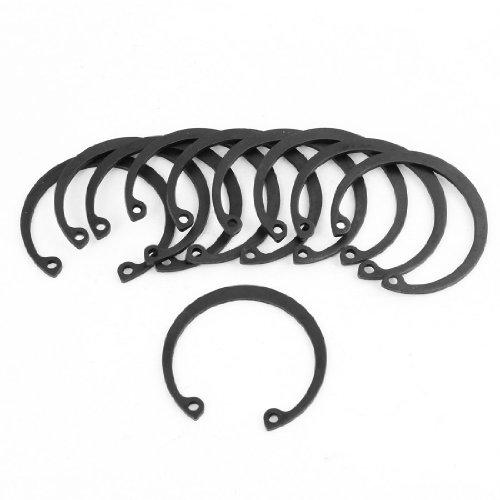 10 Pcs 13 X 15 Circle Metal Internal Retaining Circlip Rings