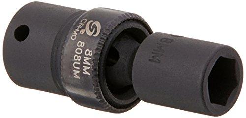 Sunex 808um 14-Inch Drive 8-Mm Universal Impact Socket