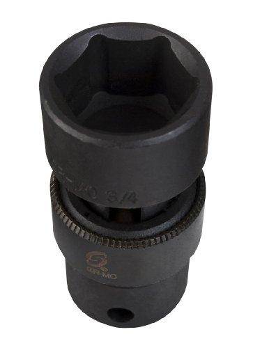 Sunex 319zum 38-Inch Drive 19-Mm 12-Point Universal Impact Socket Set