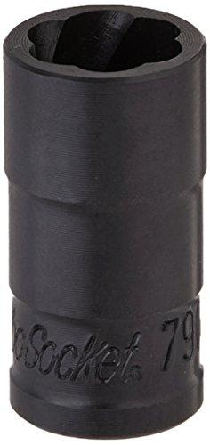SK Hand Tool 790 9mm Standard Drive Socket Turbo 14-Inch