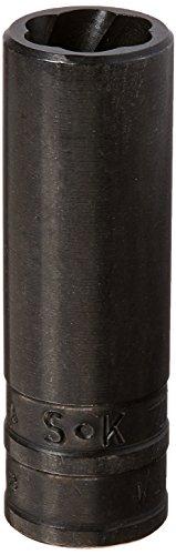SK Hand Tool 842 12mm Drive Deep Socket Turbo 38-Inch