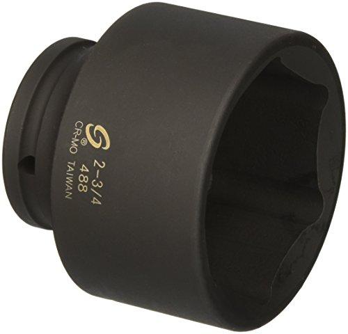 Sunex 0488 34-Inch Drive 2-34-Inch Impact Socket