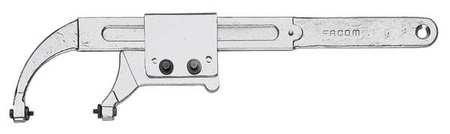 Stanley Proto Facom FA-11650 Precision Adjustable Pin Spanner Wrench 1-Inch