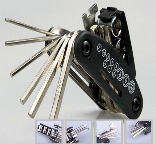 Multifunction Motorcycle Repair Tool Kit Allen Key Hex Socket Wrench Screwdriver
