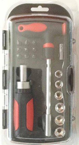 Socket Wrench Screwdriver Set