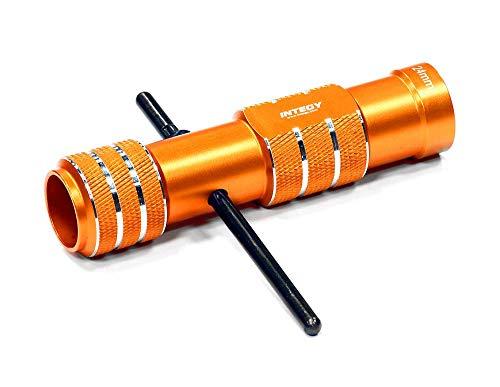 Integy RC Model Hop-ups C24713ORANGE Professional Wheel Nut 24mm Hex Socket Wrench Handle Size 32mm