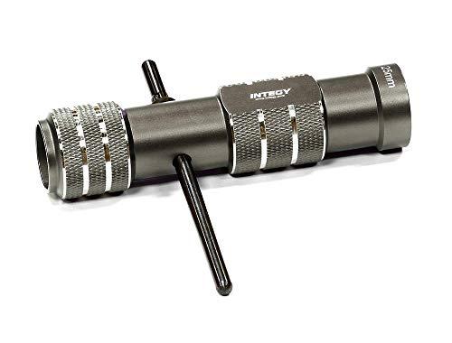 Integy RC Model Hop-ups C24714GUN Professional Wheel Nut 25mm Hex Socket Wrench Handle Size 32mm