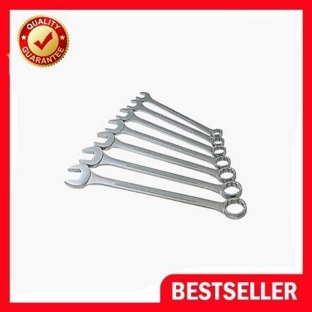 7 Piece SAE Jumbo Combination Wrench Set Sunex Tools SUN9707