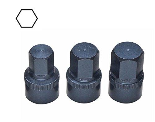 Rare Set Short Hex Tools 11mm 12mm 14mm Sockets BMW Vw Audi Porsche