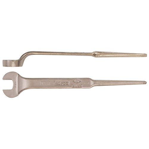 Ampco Safety Tools W-2224 Construction Wrench Non-Sparking Non-Magnetic Corrosion Resistant 24 mm
