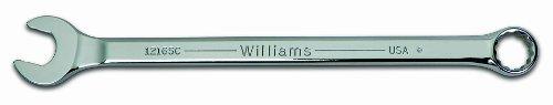 Williams 1238SC Super Combo Combination Wrench 1-316-Inch