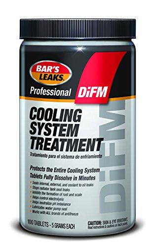 Bars Leaks J-100 Professional DiFM Cooling System Treatment 5-Gram Tablets