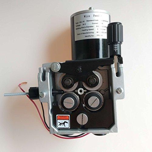 Welding Wire Feeder 24V 4 Rolls Wire Feed Assembly 12-16mm045-116detault Wire Feeder MIG MAG Welding Machine SSJ-15