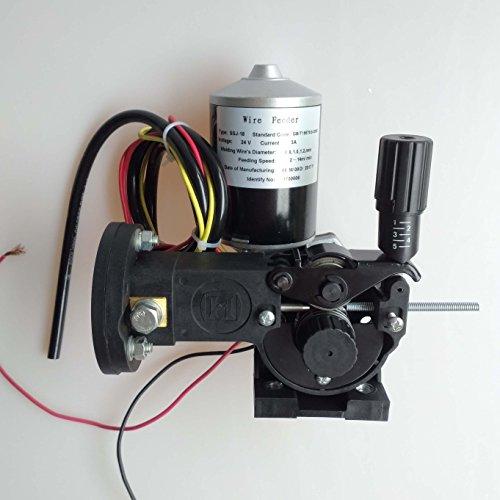 Welding Wire Feeder 24V Wire Feed Assembly 08-10mm03-04detault Wire Feeder MIG MAG Welding Machine SSJ-18