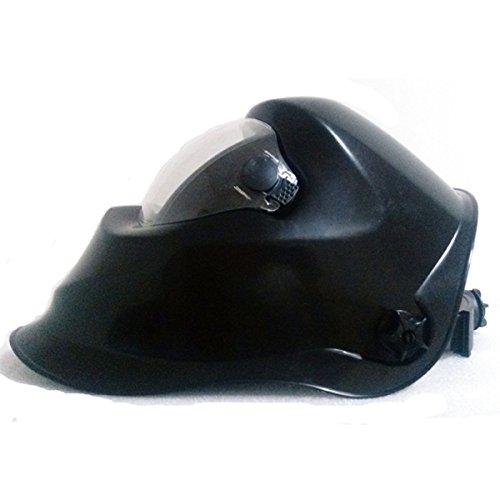 Warrior Black Solar Auto Darkening Welding Helmet Mask for TIG MIG ARC Welders